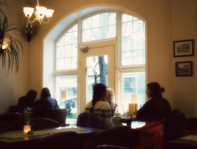 cafeaura7 En Café Med Aura