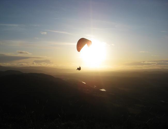 paragliding1 Drømmer du om å fly?