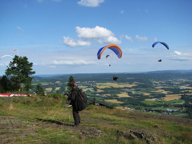 paragliding2 Drømmer du om å fly?