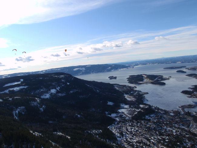 paragliding3 Drømmer du om å fly?