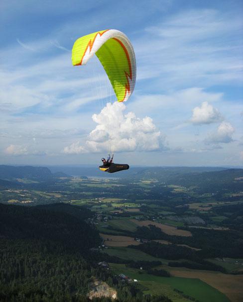 paragliding4 Drømmer du om å fly?